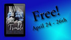 ❤️ #FREE EBOOK ❤️  Summer Trouble by Ruby Rowe Don't Forget To Leave A Review! Enjoy!
