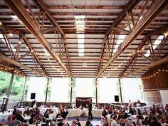 Green Gates at Flowing Lake Weddings Seattle Wedding Venue Snohomish WA 98290