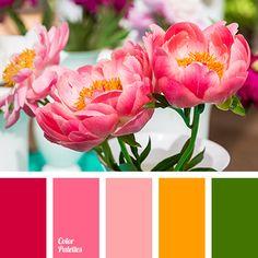 Pink Color Palettes | Page 2 of 108 | Color Palette Ideas