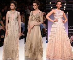 JADE by Monica & Karishma collection at Lakme Fashion Week | PINKVILLA