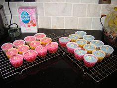 Annabel's school birthday cakes 2012