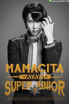 Heechul (희철) - Promo pic for Super Juniors 7th album Mamacita.
