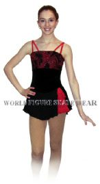 world figure skate wear images | Angelique #1229