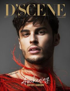 D'SCENE SUMMER 2015: BAPTISTE GIABICONI THE LIVING MUSE