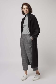 Photo 2 of Check Peg Trousers