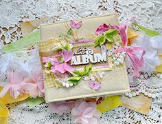 Made with love...: Летний мини альбом!