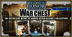 Descargar Medal Of Honor Allied Assault War Chest   Full   Español   Mega   Torrent   Iso   Elamigos   JuegosPcFull   Descargar Juegos para pc   Medal of Honor Allied Assault (MoHAA) es un videojuego de disparos en primera persona para PC desarrollado por la empresa 2015, Inc. y creado por Steven Spielberg...