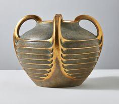 Das Werk: Gustav Klimt Collotypes and Avant-Garde Austrian Art Pottery exhibition featured collotype prints alongside avant-garde Eastern European pottery