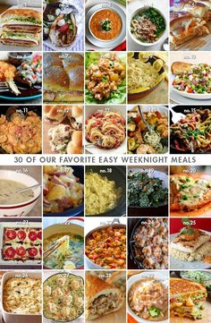 30-of-Our-Favorite-Easy-Weeknight-Meals