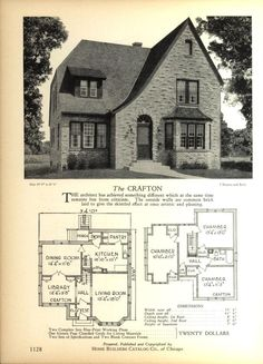 The caliente home builders catalog plans of all types of small the caliente home builders catalog plans of all types of small homes by home builders catalog co published 1928 house ideas pinterest casas malvernweather Gallery