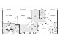 Charming Champion Mobile Home Floor Plans | Champion Central Great Plains Floor Plans  | Home | Pinterest Awesome Design