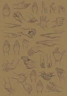 •Hands | руки• Drawing