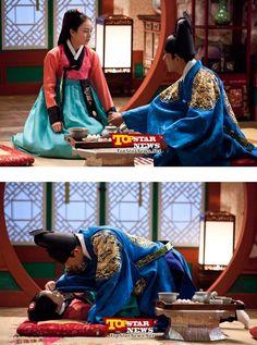 Jang Ok-jeong (장옥정) Korean - Drama - Episode 7 - Picture @ HanCinema :: The Korean Movie and Drama Database