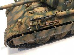 World War Ii, Master Chief, Military Vehicles, Diorama, Panther, Modeling, German, Kit, Army
