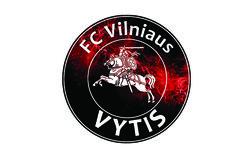 2012, FC Vilniaus Vytis (Lithuania) #FCVilniausVytis #Lithuania (L10682) Soccer Logo, Soccer Teams, Pin Collection, Football, Collections, Logos, Lithuania, Soccer, American Football