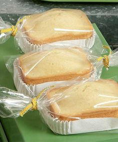 Recipe For Coconut Lime Mini Breads (large cookie pizza) Coconut Milk Bread Recipe, Coconut Recipes, Bread Recipes, Baking Recipes, Mini Loaf Cakes, Quick Bread, Sweet Recipes, Delicious Desserts, Food And Drink