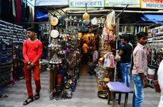 Janpath Market Delhi – Getting Trendy While Budget Shopping