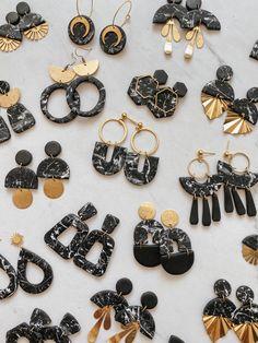 Handmade Wire Jewelry, Ceramic Jewelry, Resin Jewelry, Jewelry Crafts, Jewellery, Leather Jewelry, Jewelry Ideas, Gold Jewelry, Jewelry Accessories