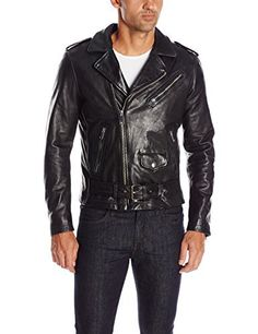 "Lukas leather motorcycle jacket with belt detailing and zippers   	 		 			 				 					Famous Words of Inspiration...""Philosophers, for the most part, are constitutionally timid, and dislike the unexpected.  Few of them would be genuinely happy as pirates or burglars.  Accordingly they...  More details at https://jackets-lovers.bestselleroutlets.com/mens-jackets-coats/active-performance/down-down-alternative/product-review-for-joes-jeans-mens-lukas-leather-moto-jacket/"