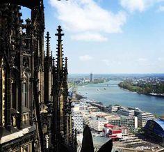 Köln, Du bist wundervoll. <3