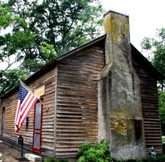 "Measuring a mere 0.1 square miles, this six-street town is often referred to as ""the Williamsburg of Alabama,"" and is on the National Register of Historic Places.  - GoodHousekeeping.com"