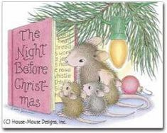 """""""8 Versed Christmas Cards/8 Env"""", Stock #: C153V, from House-Mouse Designs®. This item was recently purchased off from our web site, www.house-mouse.com. Click on the image to see more information."""