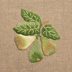 Figs<br>Hand Towel - Natural Linen<br>+ 50 In Stock