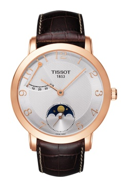 TISSOT SCULPTURE LINE AUTOMATIC AND MECHANICAL