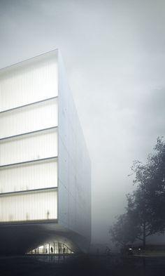 Architectural visualization by Adrian Yau. #archviz #architecture #visualization