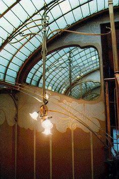 Curious Places: Hotel Tassel (Brussels/ Belgium)
