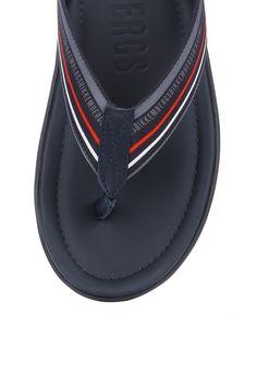 Шлепанцы с перепонкой, полосатая шлейка http://oneclub.ua/shlepancy-21916.html#product_option70