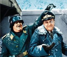 """Late 1960s - """"Hogan's Heroes"""". Great Tv show... as an adult now I think it crazy that they were making fun of WWII about 20 years after it happened."""