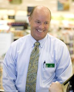 How Publix store clerk Todd Jones rose to CEO's office