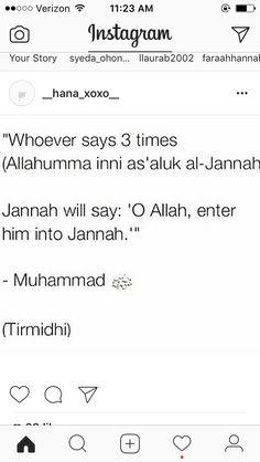 Enter jannah