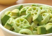Mac and cheese con aguacate
