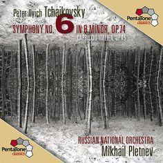 "De álbum ""Tchaikovsky: Symphony No. 6 - Capriccio Italien"" del Mikhail Pletnev en Napster"