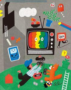 겨울날 언 손을 녹이는 따뜻함, 겨울엔 토스트가 좋아 - 림파림파 Line Illustration, Graphic Design Illustration, Graphic Design Books, China Art, Funny Wallpapers, Illustrations And Posters, Book Cover Design, Sticker Design, Character Design