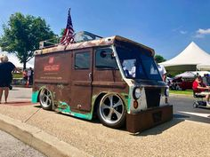 Rat Rod of the Day! - Page 136 - Rat Rods Rule / Undead Sleds - Hot Rods, Rat Rods, Beaters & Bikes. Rat Rod Pickup, Chevy Pickup Trucks, Chevy Pickups, Lifted Trucks, Truck Drivers, Cubes, Old School Vans, Step Van, Shop Truck