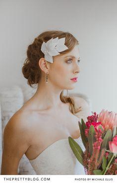 Blissful Bridal Accessories with Bella Chiara | Styled Shoots | The Pretty Blog | www.bellachiara.co.za