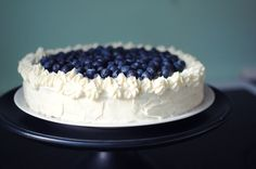 Frk. Kræsen: Fødselsdagslagkage med hindbær og jordbær