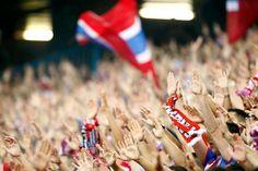 Muchas gracias a la afición, sin vosotros no hubiésemos logrado esta importantísima victoria frente a el Málaga.