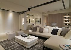 urban style HongKong & Taiwan interior design badroom decoration