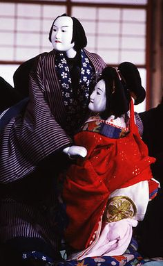 a guide to puppetry bunraku – Clive Hicks-Jenkins' Artlog: Hina Dolls, Art Dolls, Japanese Culture, Japanese Art, Puppetry Theatre, Marionette Puppet, Japanese Landscape, Art Japonais, Asian Doll