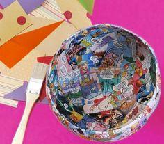 Παπιέ Μασέ: Όμορφες δημιουργίες από χαρτί!
