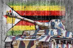 Bitcoin Hits $13,500 in Zimbabwe as Tanks Roll Through the Capital #Bitcoin #bitcoin #capital