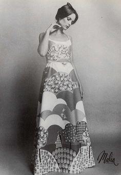 Malia Ad Campaign Spring/Summer 1975