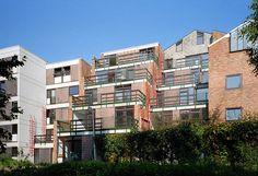 centre social, université catholique de Louvain, Woluwe-Saint ...