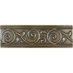 Si 2x6 Cast Bronze Metal Corbel Border 12 164 Home Depot Canada