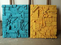 Louise Nevelson Stylee!