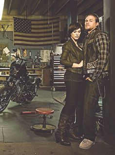 they have been through so much for it to end bad between them. but then again it's SOA right
